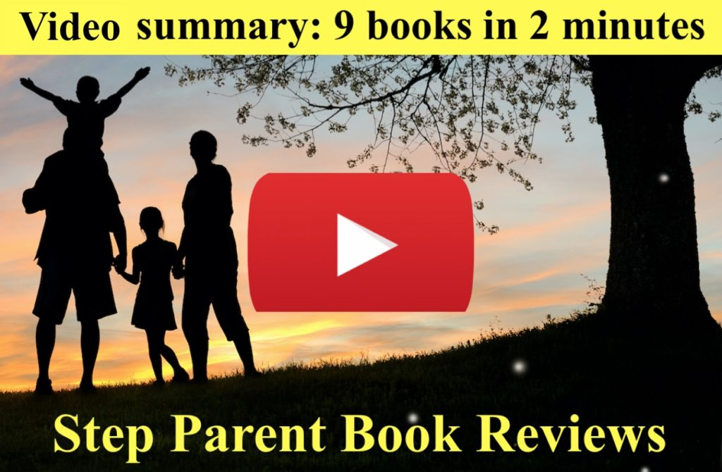 We review the best nine step parenting books in two minutes.